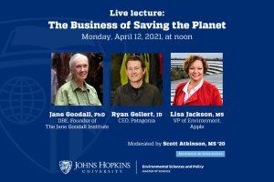 Business of Saving the Planet | Environmental Leadership