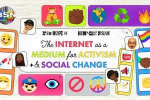 The Internet as a Medium of Activism