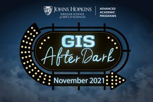 GIS After Dark - November 2021